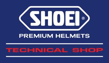 SHOEIヘルメットフィッティング開始しました