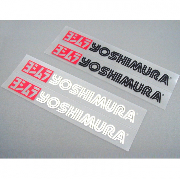 YOSHIMURA JAPAN 【お取り寄せ】ヨシムラ プリンタックステッカー〔決済区分:代引き不可〕