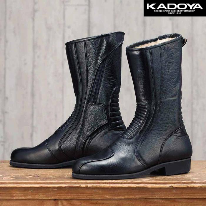 KADOYA 〔WEB価格〕4012 G2-RD BOOTS サイドファスナーブーツ