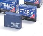 古河電池 〔WEB価格〕12V高始動シール型MFバッテリー(FTシリーズ) FT4B-5