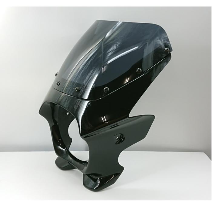 N-PROJECT BLUSTERⅡ(ブラスター2) CB1300SF '04 ダークネスブラックメタリック STDスクリーン