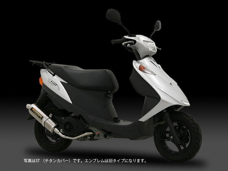 YOSHIMURA JAPAN 【Web会員限定】Tri-Ovalサイクロン アドレスV125 2005~2007年他