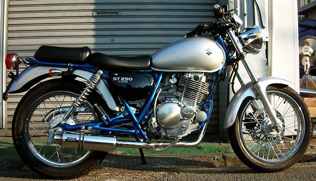 BEAMS SS300ソニック マフラー ST250