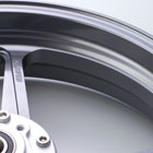 GALE SPEED 【お取り寄せ】アルミ鍛造リアホイール [TYPE-R ガラスコーティング] STDローター仕様〔決済区分:代引き不可〕