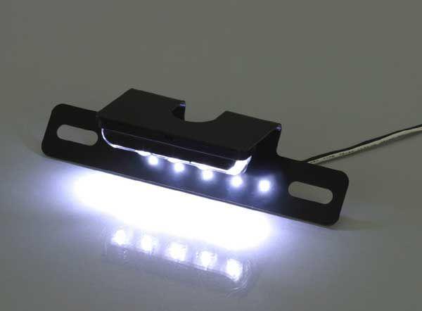 KITACO 汎用LEDライセンスランプ KIT