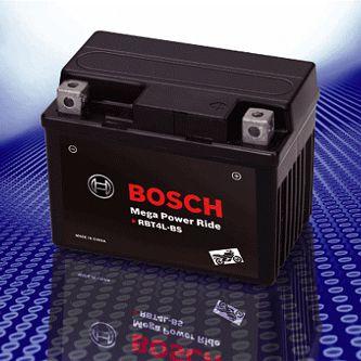 BOSCH 【アウトレット】個別配送のみ 二輪車用バッテリー  メガパワーライド
