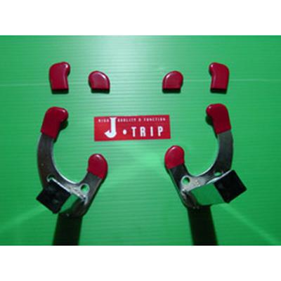 J-TRIP V受け先端ラバー