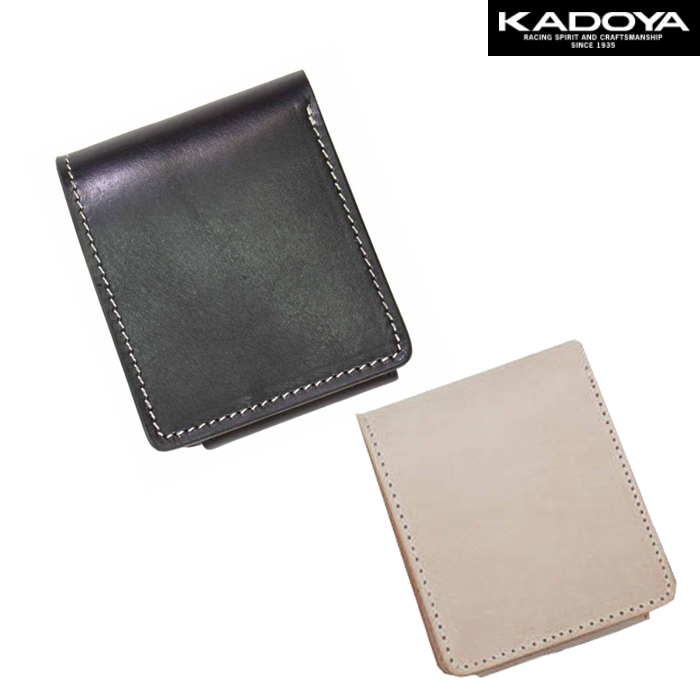 KADOYA 〔WEB価格〕SADDLE WALLET(M)