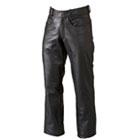 komine PK-630 Leather Jeans