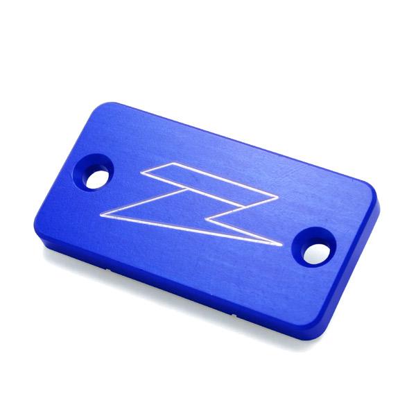 DIRTFREAK ZE86-1501 ZETA リザーバカバー BLU XR/DRZ/KLX etcフロントB
