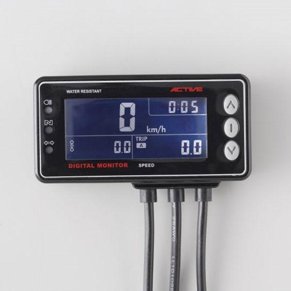 デジタルモニター V3 スピード