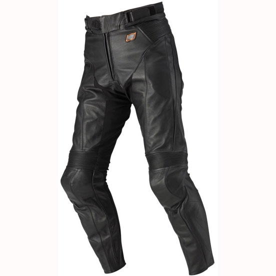 ST-X LEATHER PANTS(BOOTS-IN)