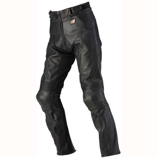 ST-X LEATHER PANTS(BOOTS-OUT)