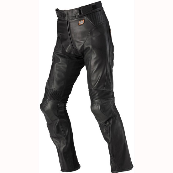 HYOD PRODUCTS ST-X D3O LEATHER PANTS(BOOTS-OUT) BLACK