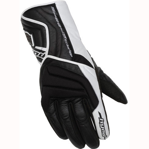 W-1 WINTER GLOVES BLACK/WHITE