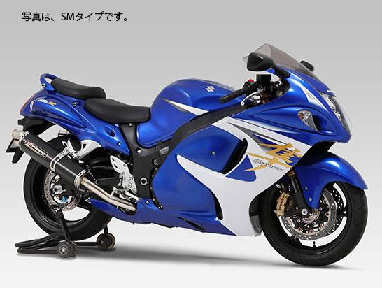 YOSHIMURA JAPAN 【お取り寄せ】Slip-On Tri-Ovalサイクロン 2END EXPORT SPEC GSX1300R 2014年他〔決済区分:代引き不可〕
