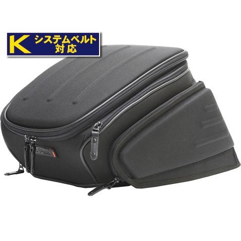 TANAX 〔WEB価格〕エアロシートバッグ2 MFK-142 4510819103893 ブラック 縦400×横320×高さ220-320mm(12.5-18.5L)