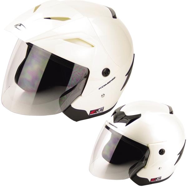 komine HK-165 Jet Helmet ERA 【エーラ】