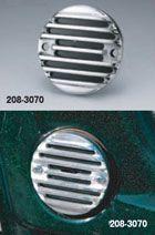 KIJIMA ドレスアップサイドカバー エアクリーナーボックス フィンタイプ