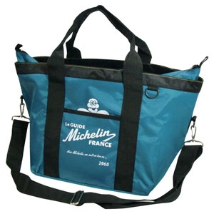 Michelin BIG TOTE BAG2 TURQUOISE BL