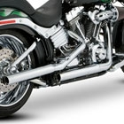 VANCE&HINES STRAIGHT SHOTS HS SLIP-ON