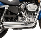 VANCE&HINES 【お取り寄せ】DOUBLE BARREL STAGGERED〔決済区分:代引き不可〕