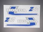 GILD DESIGN FACTORY タンクマークシート Z50Jタイプ