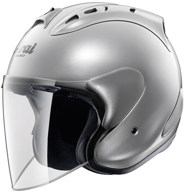 Arai 【ウルトラ大特価】《在庫限り》SZ-Ram4 ジェットヘルメット アルミナシルバー/55-56cm(S)