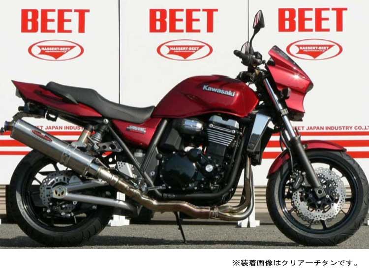 BEET JAPAN NEW NASSERT-R SLIP ON ZRX1200DAEG 2009年