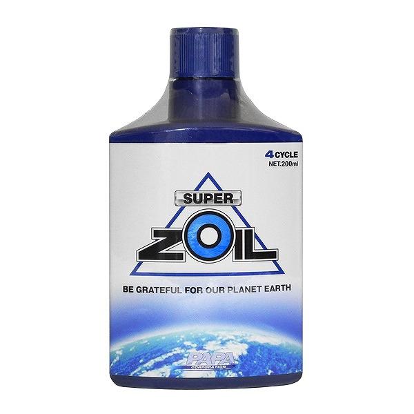 PAPA corporation エコシリーズ金属表面改質剤 4サイクルエンジン用  200ml