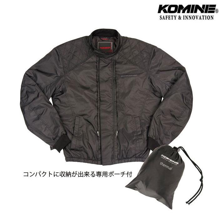 komine JK-510 システムウォームライニングジャケット 防寒/防風/コンパクト