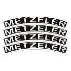 タイヤレタリング メッツラー