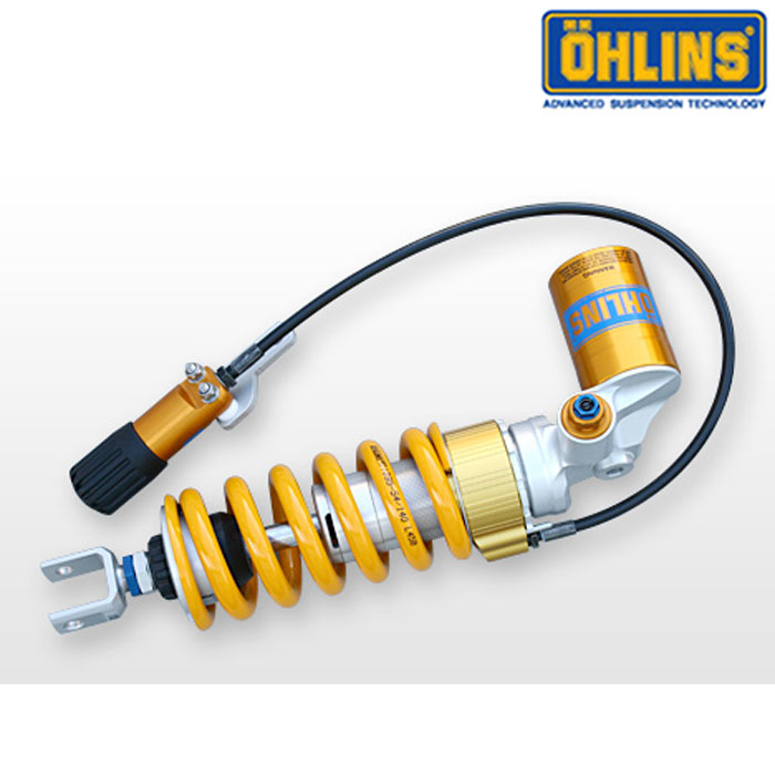 OHLINS 【お取り寄せ】リアショックアブソーバー S46PR1C2LS〔決済区分:代引き不可〕