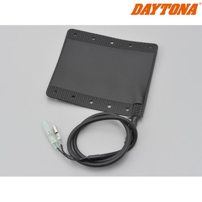DAYTONA 73591補修用 シートヒーターミギ 105*95MM