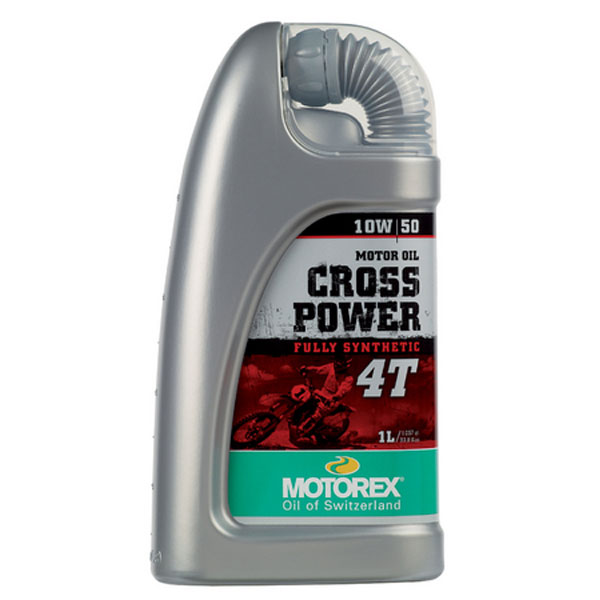 MOTOREX CROSS POWER 4T