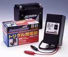 Auto Craft 〔WEB価格〕全自動バッテリー充電器 HC12-1