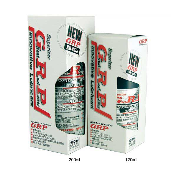 GRP オイル添加剤 NNL-807アルファ  120ml
