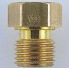 POSH 6オーバーサイズメインジェット(角タイプ、8mm×全長10.5mm)