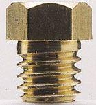 POSH 6オーバーサイズメインジェット(角タイプ、7mm×全長8mm)