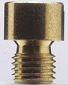POSH 6オーバーサイズメインジェット(ミクニ丸特大、直径8mm×全長10.5mm)
