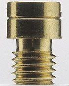POSH 6オーバーサイズメインジェット(ミクニ丸小、直径6mm×全長9mm)