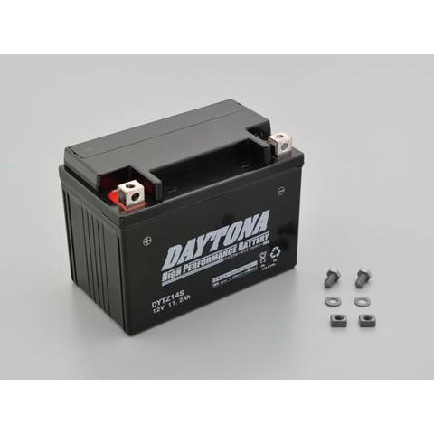 DAYTONA 92889 ハイパフォーマンスバッテリー【DYTZ14S】MFタイプ