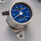 POSH LEDバックライト4インジケーターミニメーター(機械式)