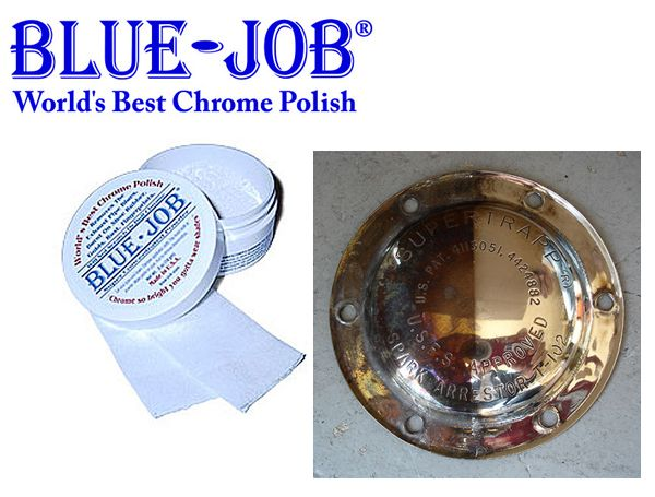 BLUE-JOB BLUE-JOB クロームポリッシュ
