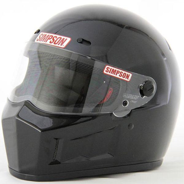 SIMPSON 【お取り寄せ】SUPER BANDIT 13 フルフェイスヘルメット ブラック
