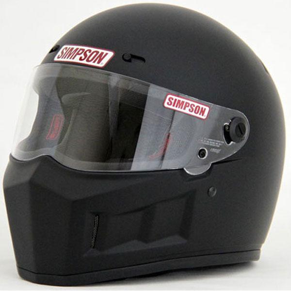 【お取り寄せ】SUPER BANDIT 13 フルフェイスヘルメット マットブラック