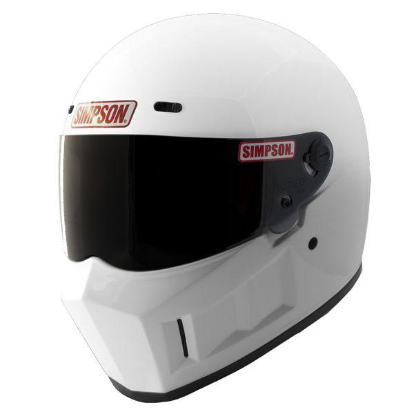 SIMPSON 【お取り寄せ】 SUPER BANDIT 13 フルフェイスヘルメット ホワイト