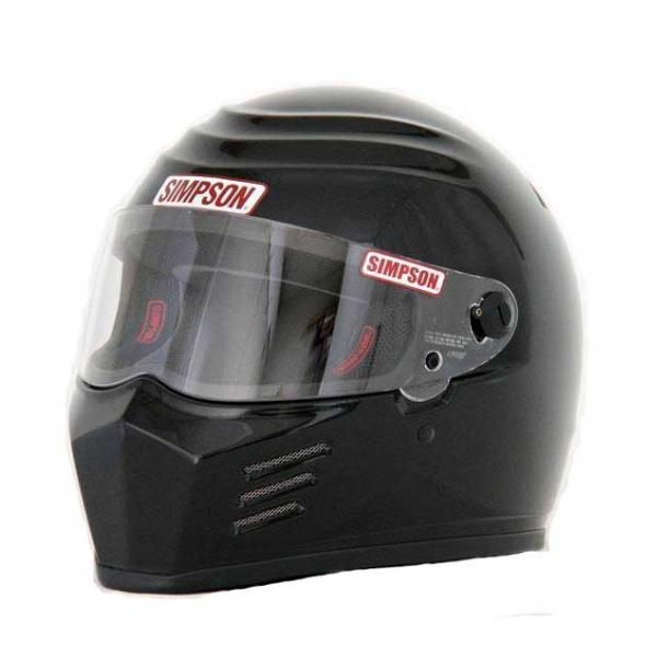 SIMPSON 【お取り寄せ】 OUTLAW フルフェイスヘルメット ブラック