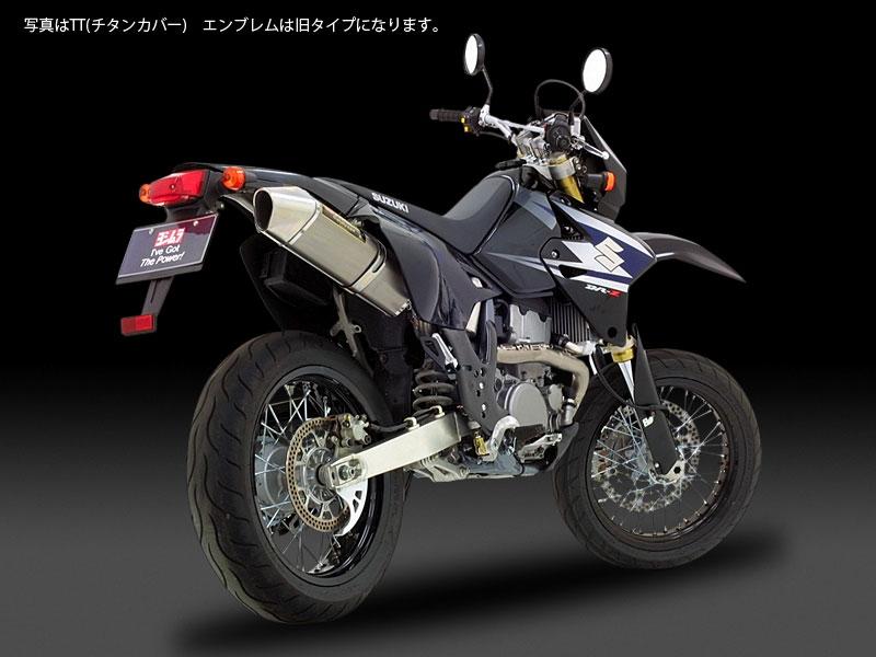 YOSHIMURA JAPAN Tri-Coneチタンサイクロン DR-Z400S 2004~2008年
