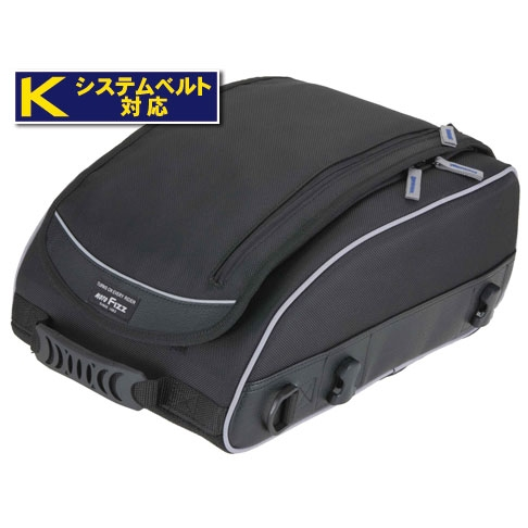 TANAX 〔WEB価格〕ユーロシートバッグ MFK-063 ブラック 4510819102599